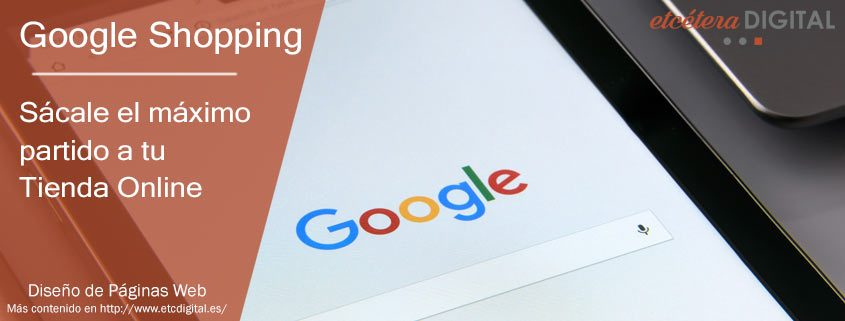 Google Shopping para tu Tienda Online