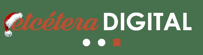 Logo Ofertas de Navidad Blanco