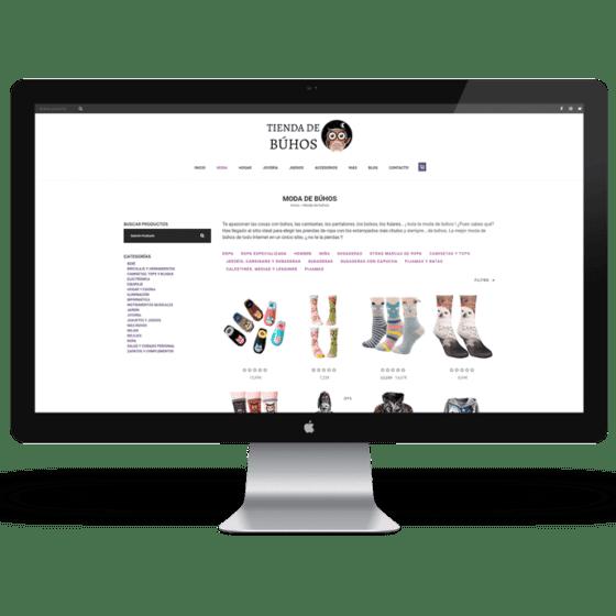 imagen diseno de tiendas online