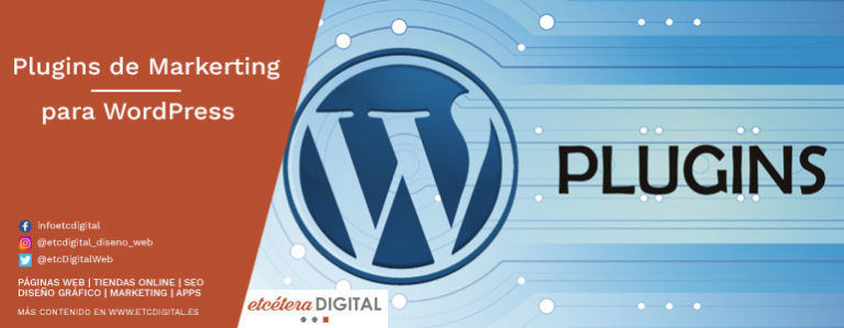 mejores plugins de marketing para wordpress