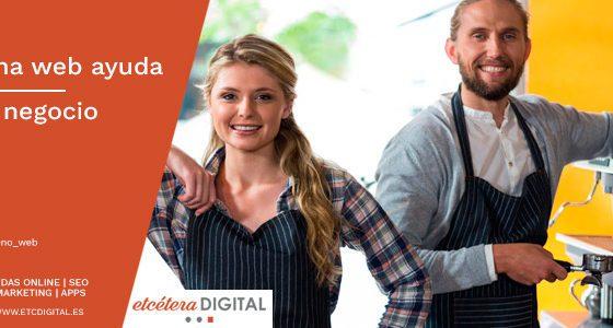 pagina WEB puede AYUDAR a tu negocio