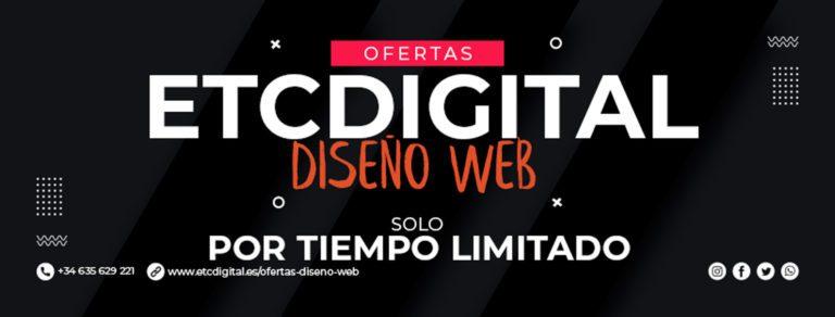 ofertas en diseño web